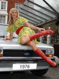 Nell Mcandrew 06 Ford Fiesta 30th Anniversary Launch Foto 257 (Нэлл МакЭндрю 06 Ford Fiesta 30-летие запуска Фото 257)
