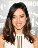Aubrey Plaza - Glamour Presents 'These Girls' at Joe's Pub in NYC - Oct 8, 2012