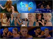 Cariba Heine, Phoebe Tonkin, Indiana Evans, Taryn Marler - H2O - Just Add Water - Season 3 - Collages - Part 4