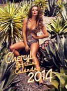 Cheryl Cole - 2014 Calendar Preview