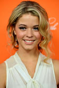 Sasha Pieterse - Pretty Little Liars Halloween episode premiere in Hollywood 10/16/12 (HQ)