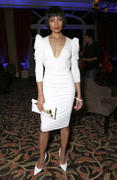 Tamara Taylor - 2013 TCA Winter Press Tour FOX All-Star Party in Pasadena 01/08/13
