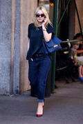 Dakota Fanning out & about in New York 09/04/13 (HQ)