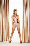 Adele Silva - David Venni 'Hotel Room' lingerie shoot - (x11UHQ) **UPDATED - 15th Sept 07**