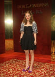 Natalie Portman leggy at Dolce and Gabanna party at Baoli, Port Canto during the 61st International Cannes Film Festival